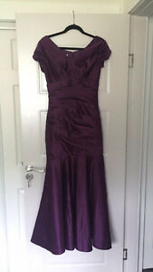 Bridesmaid prom dress