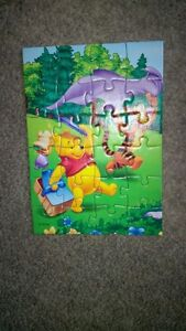 Winnie the Poo & Tigger Puzzles Cambridge Kitchener Area image 3