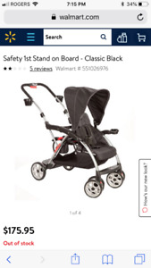 Safety First OnBoard Double stroller