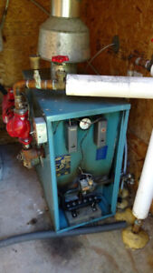 Natural Gas Hydronic Boiler