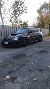 2004 Subaru STI must see! Low kms