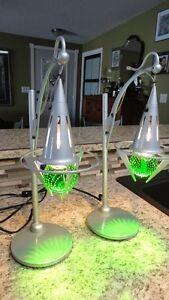 Very unique lamps
