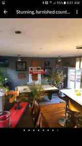 Beautiful furnished country bungalow for rent  Kawartha Lakes Peterborough Area image 2