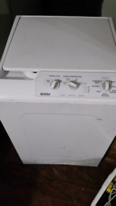 Washer - apartment type