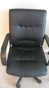 Leather chair for $20