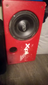 Car audio for sale or trade