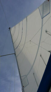 Catalina 25 mainsail std rig - brand new