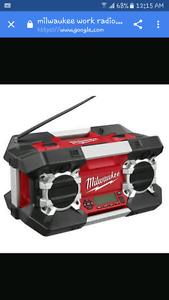 WANTED Milwaukee Radio