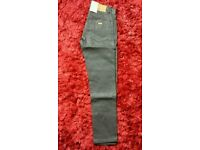 Mens boss jeans 32w -32L brand new with tags