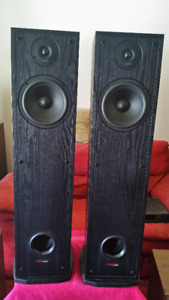 polk audio r30 tower speakers