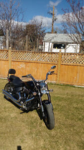 Custom 2007 Road Star Warrior For a Great Price!