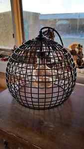 WANTED THIS CAGE LIGHT FROM HOMESENSE Regina Regina Area image 1
