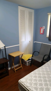 Two rooms for rent available Oct 1st - $500 per room