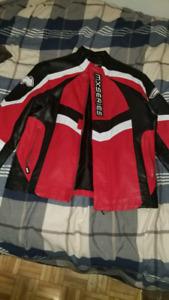 Learher jacket kid M