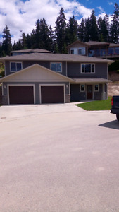 Brand new home in Salmon Arm