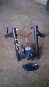 Schwinn magnetic indoor bike trainer