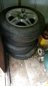 Civic tires