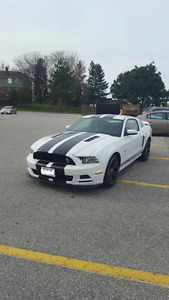 2014 Ford Mustang GT California Special Coupe (2 door)