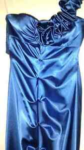 Blue dress for wedding or special occasion