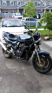 SUZUKI BANDIT 1200S for sale or trade