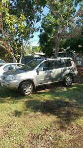 2004 Nissan X-trail Wagon Broome Broome City Preview