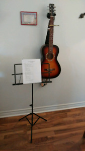 NEW 'Metal' Music Stand