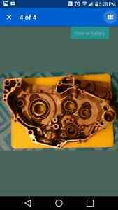 2002 yamaha wr.yz426f/wr.yz400f crank cases