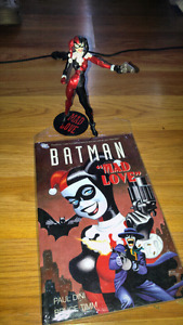 Mad Love Harley Quinn Collector Set
