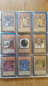 Bunch of unwanted yugioh card