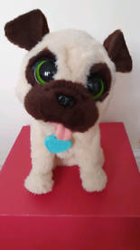 FurReal Friends JJ My Jumping Pug Pet Toy dog puppy Fur Real From a pe