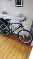 Mountain bike blue/black size:L Adult