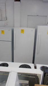 Upright freezer. 90 day warranty. $399. Wyse Buys 464 0010