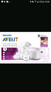 Philips advent double electric breast pump