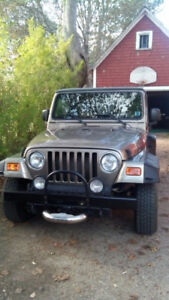 2004 Jeep Wrangler Join the Jeep community! Don't forget to wave