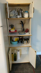 Microwave Stand or kitchen cupboard