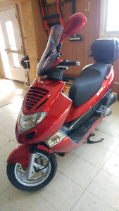 Scooter kymco 150 cc