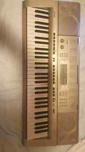 Casio Keyboard/foot pedal