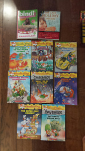Story books (Geronimo Stilton)- Each 2 $