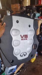 G35 v6 engine cover