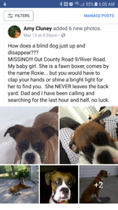 Please help bring her home
