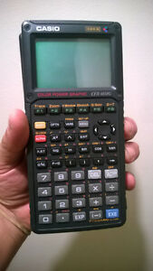 Casio CFX-9850G 32KB Color Power Graphic Calculator  New