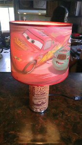 Boys Disney Cars Lamp!!!