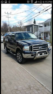 2002 Ford Excursion Limited VUS