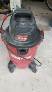 Shop Vac Wet /Dry powerful, only used 2 times