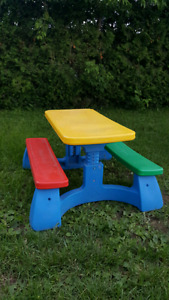 Table Fisher Price