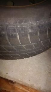 4 TIRES ON RIMS FOR SALE Cambridge Kitchener Area image 3