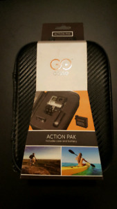 Go Case Action Pak with Gopro Hero 4 battery