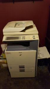 Sharp MX-2300N Colour Copier, printer, fax machine + More