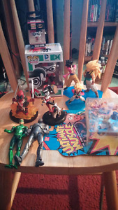 Action Figure and Collectible lot!