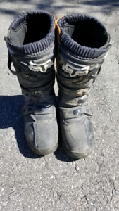 Youth Comp 3 motocross boots